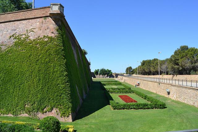 Los mejores parques de barcelona for Parques de barcelona